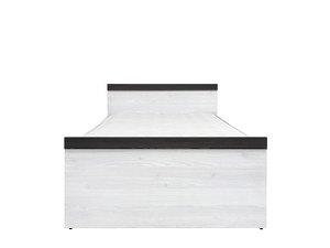 Кровать LOZ90x200 Porto металлическое основание за 16223 ₽