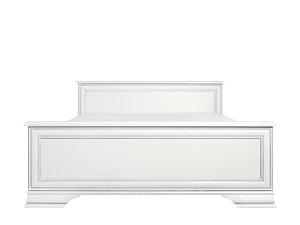 Кровать LOZ140x200 белый Kentaki с основанием БРВ за 28886 ₽