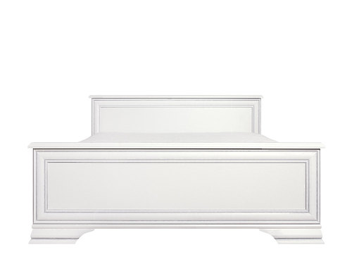 Кровать LOZ140x200 белый KENTAKI с основанием БРВ за 23789 ₽