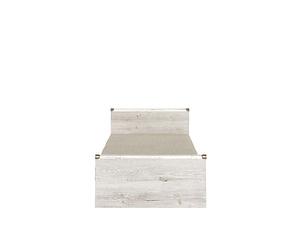 Кровать Indiana JLOZ 90х200  с металлическим основанием за 15157 ₽