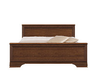 Кровать LOZ160х200 каштан KENTAKI с основанием БРВ