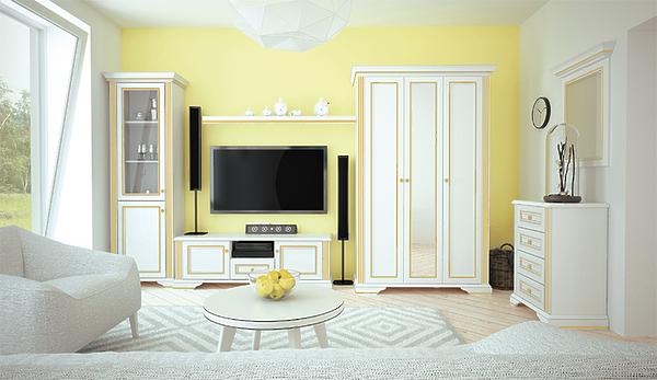 Мебель в гостиную Вайт