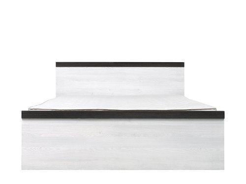 Кровать LOZ140x200 Porto гибкое основание за 15858 ₽