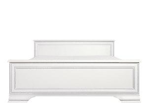 Кровать LOZ160х200 белый Kentaki с основанием БРВ за 30311 ₽