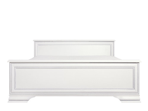 Кровать LOZ160х200 белый KENTAKI с основанием БРВ за 24939 ₽