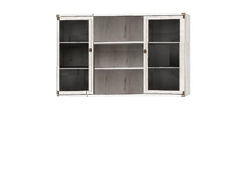 Шкаф настенный ИНДИАНА JNAD 2w за 10706 ₽