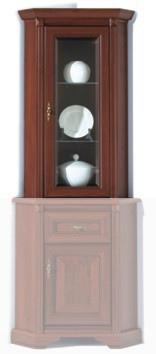 Стилиус NNAD-1wn шкаф верхний угловой за 8697 ₽