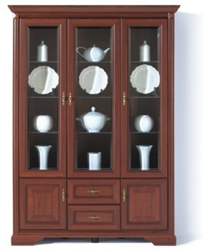 Стилиус NWIT-3d2s шкаф-витрина за 31845 ₽