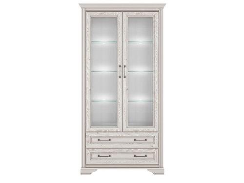 Шкаф REG2W2S с подсветкой лиственница сибирская STYLIUS за 31662 ₽