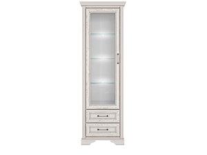 Шкаф REG1W2S с подсветкой лиственница сибирская Stylius за 32336 ₽