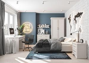 Молодёжная комната Stylius за 143828 ₽
