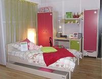 Кроватка HIHOT LOZ/90 кровать с ящиком для белья