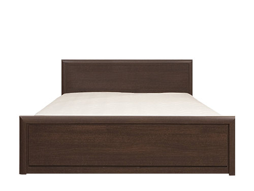 Кровать LOZ160х200_2 венге магия КОЕН с гибким основанием за 21870 ₽