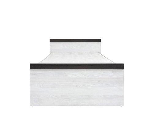 Кровать LOZ90x200  Porto гибкое основание за 10872 ₽