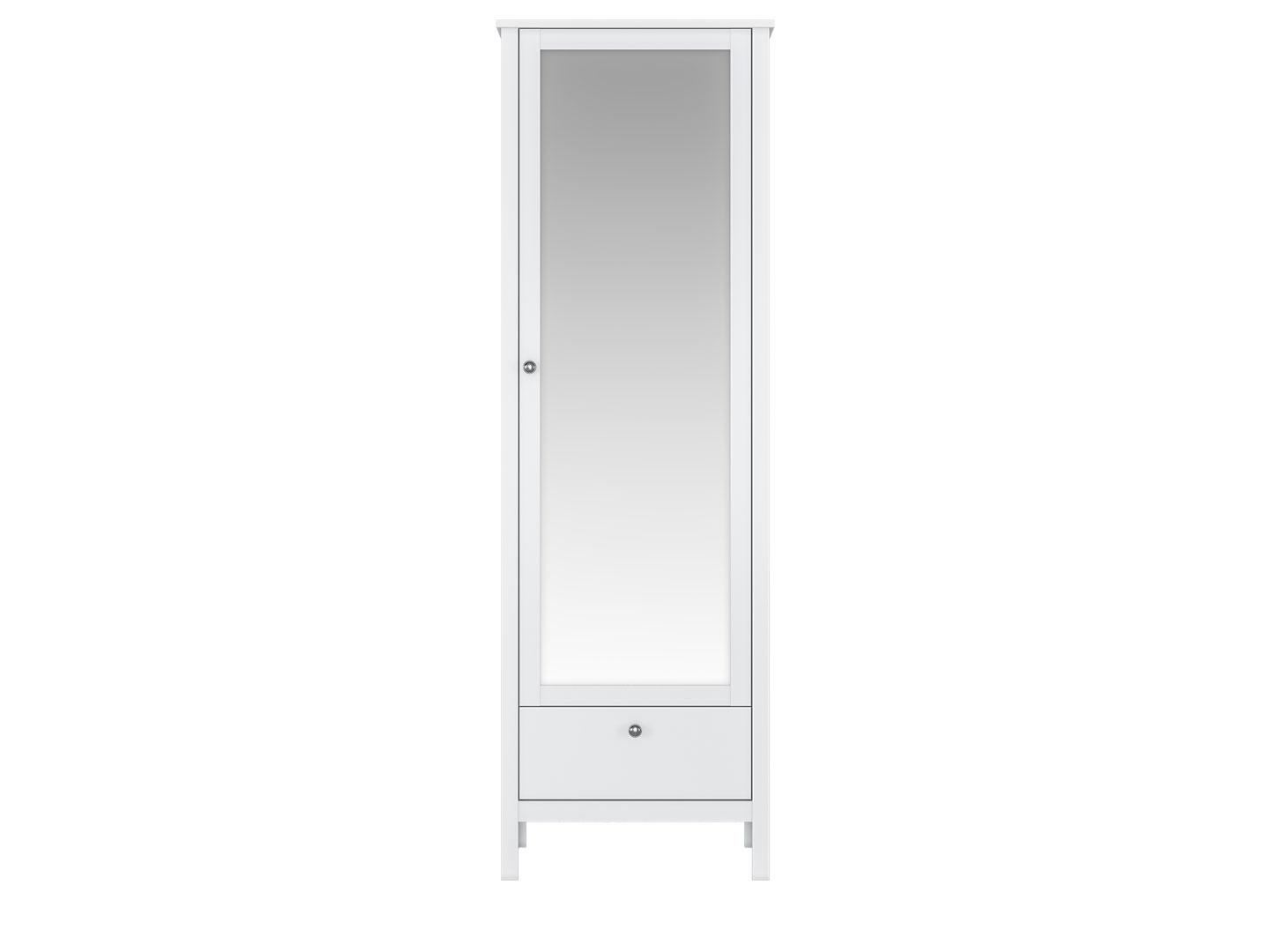 Шкаф SZF1W1S/60 белый HELGA