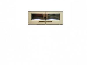 Шкаф настенный Drift SFW2W/6/13 ясень коимбра темный / песочный блеск за 17840 ₽