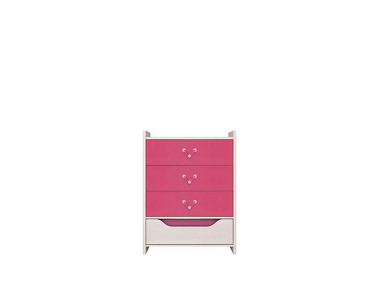 Hihot KOM4S розовый