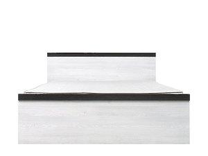 Кровать LOZ140x200 Porto металлическое основание за 21527 ₽