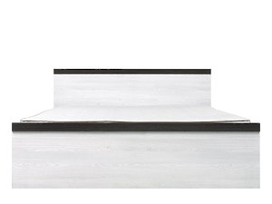 Кровать LOZ160x200 Porto металлическое основание за 22622 ₽