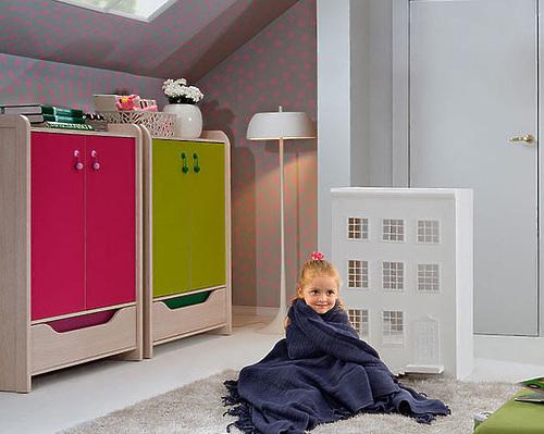 Мебель в детскую HIHOT