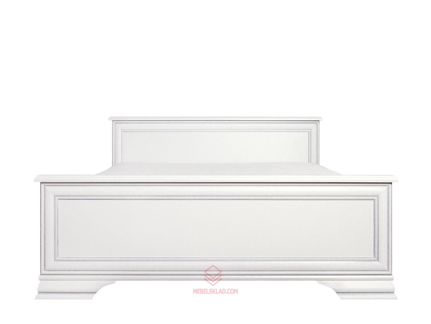 Кровать новая LOZ140x200 белый KENTAKI за 18706 ₽