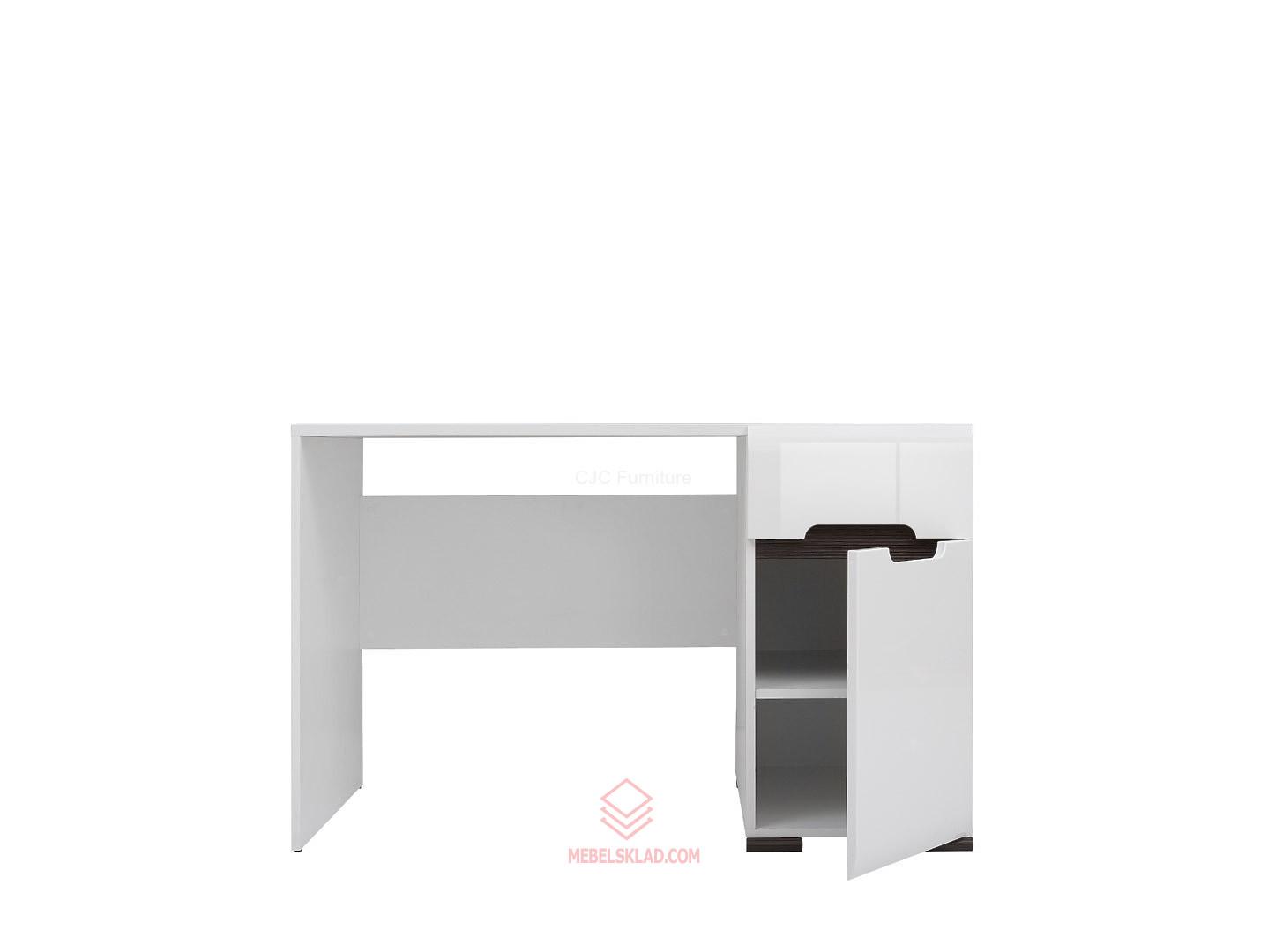 AZTECA туалетный стол TOL1D1S белый