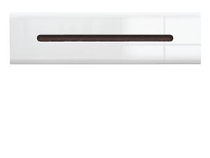 AZTECA Навесной шкаф SFW1K/4/15 белый за 12325 ₽