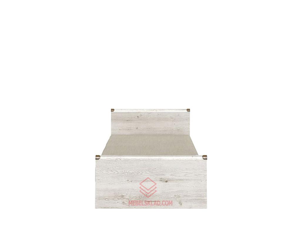 Кровать ИНДИАНА JLOZ 90х200  с металлическим основанием за 11225 ₽