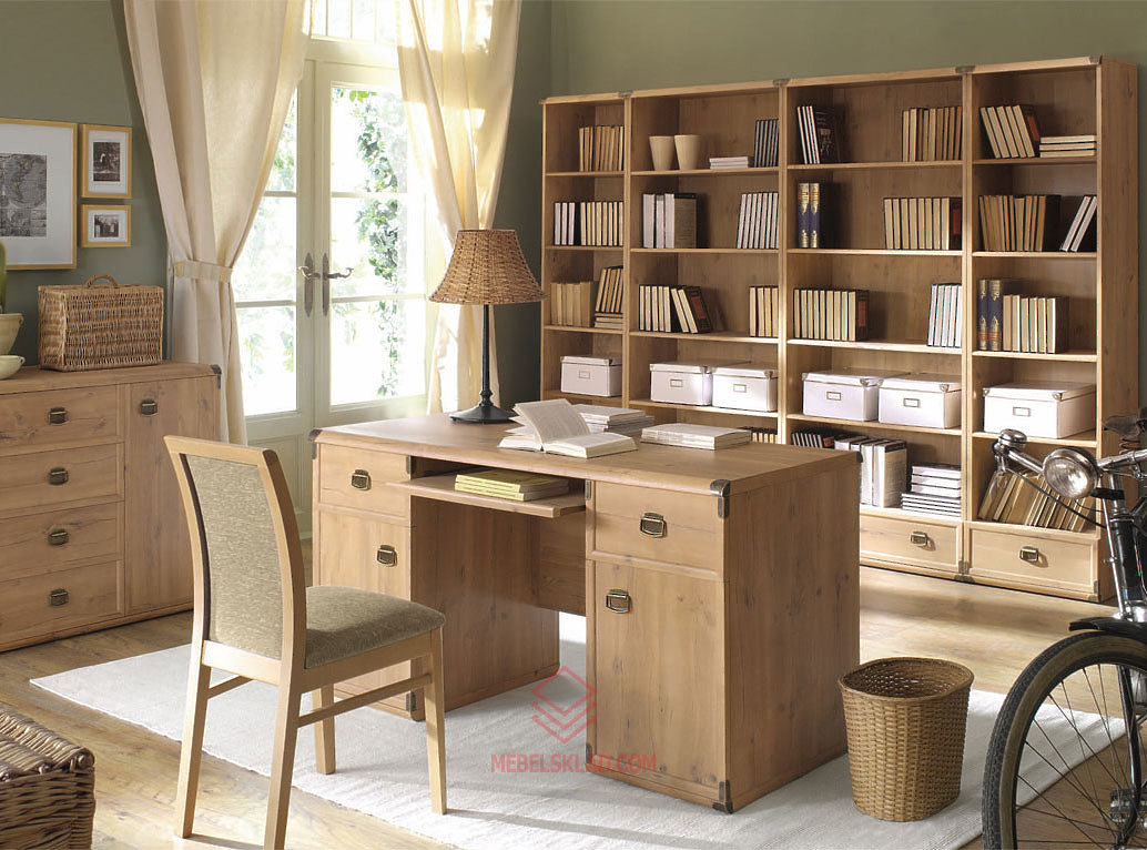 Комплект мебели в кабинет Indiana