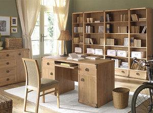 Комплект мебели в кабинет Indiana за 70536 ₽