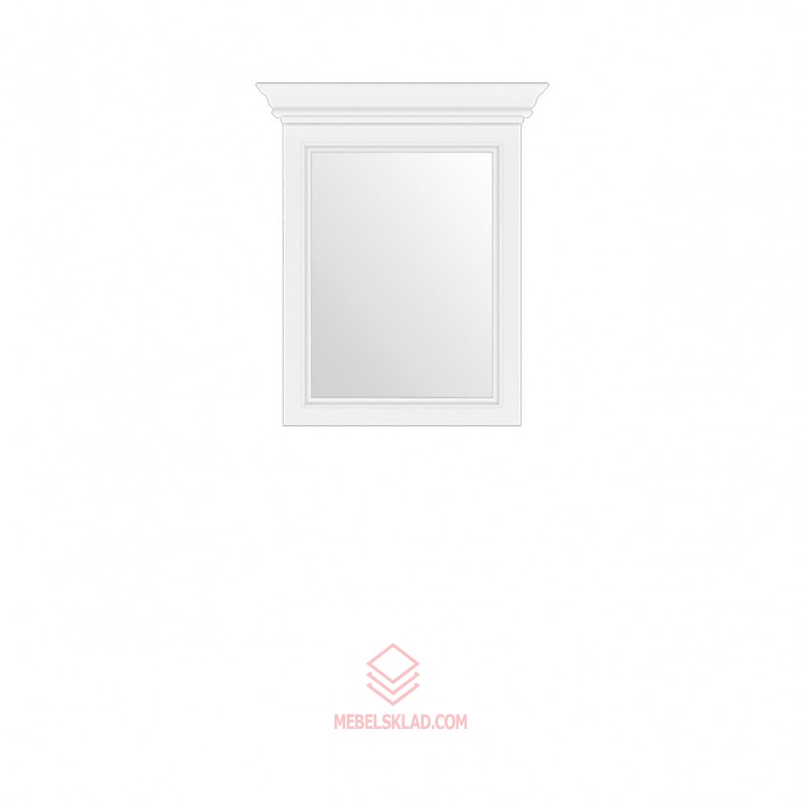 Зеркало 60 сосна серебряная ВАЙТ за 4778 ₽