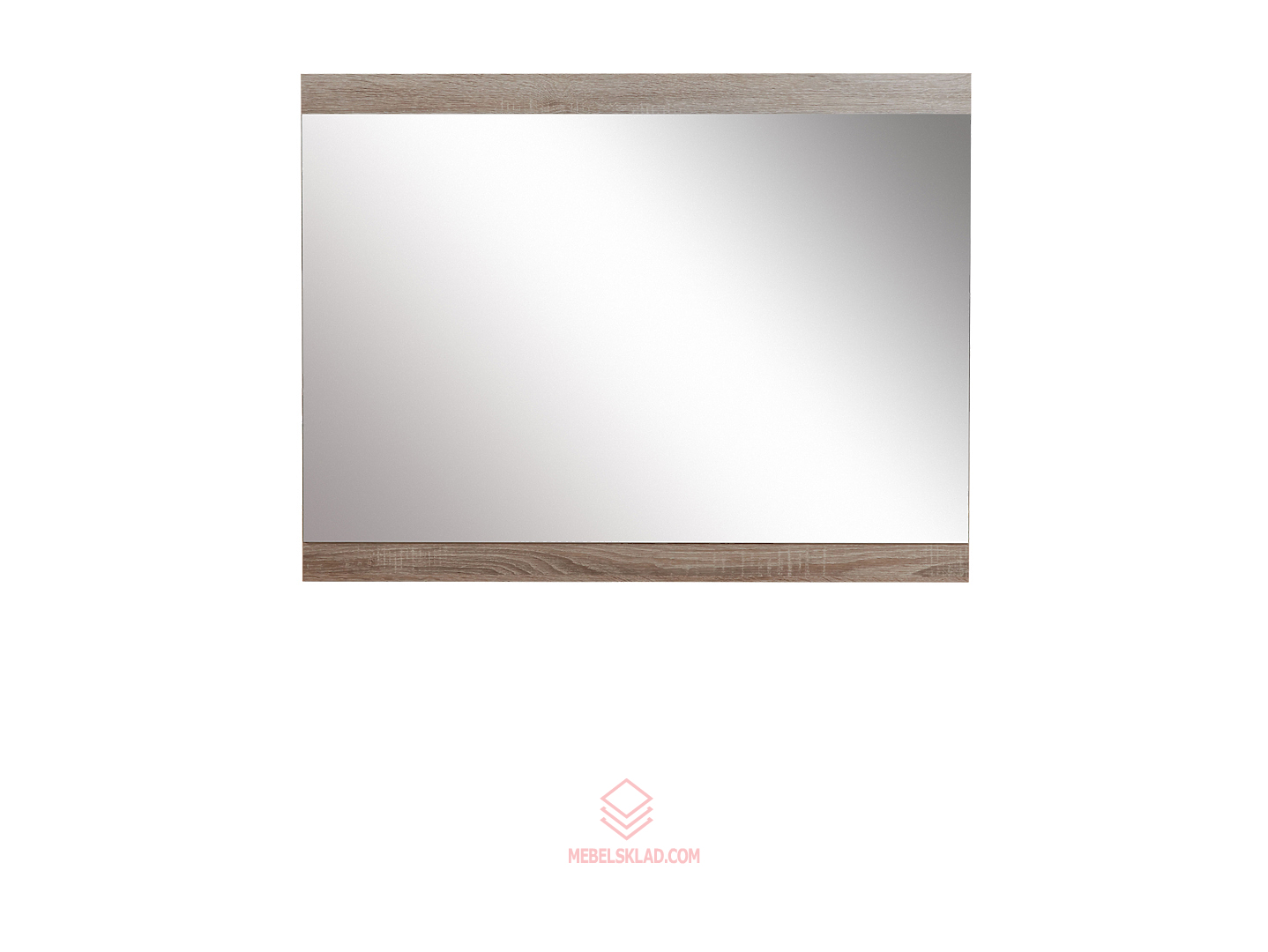 Зеркало LUS/8/10 дуб сонома темный HOMELINE за 3415 ₽