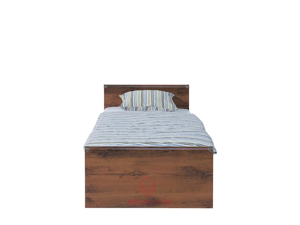 Кровать ИНДИАНА JLOZ 90х200  с металлическим основанием за 10745 ₽