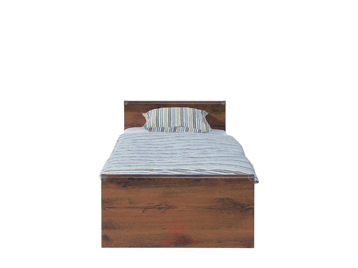 Кровать ИНДИАНА JLOZ 90х200  с металлическим основанием