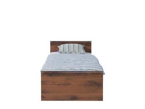 Кровать ИНДИАНА JLOZ 90х200  с металлическим основанием за 10 745 руб