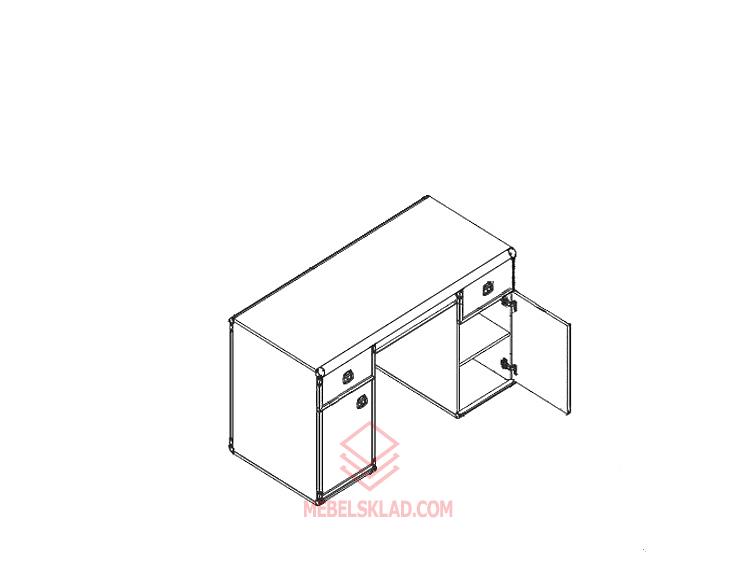 Стол ИНДИАНА JBIU 2D2S за 15653 ₽