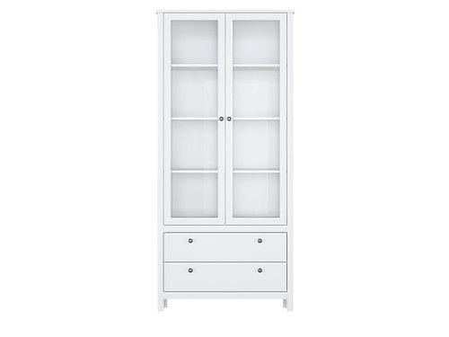 Шкаф REG2W2S белый HELGA за 17166 ₽