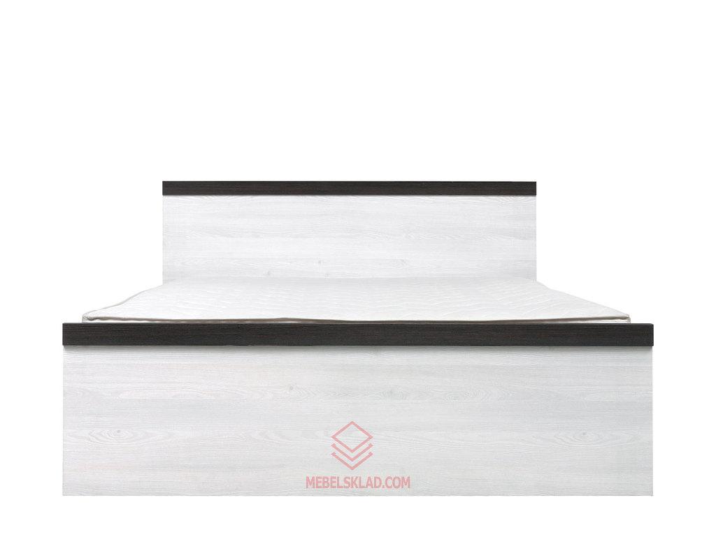 Кровать LOZ140x200 Porto гибкое основание за 11725 ₽