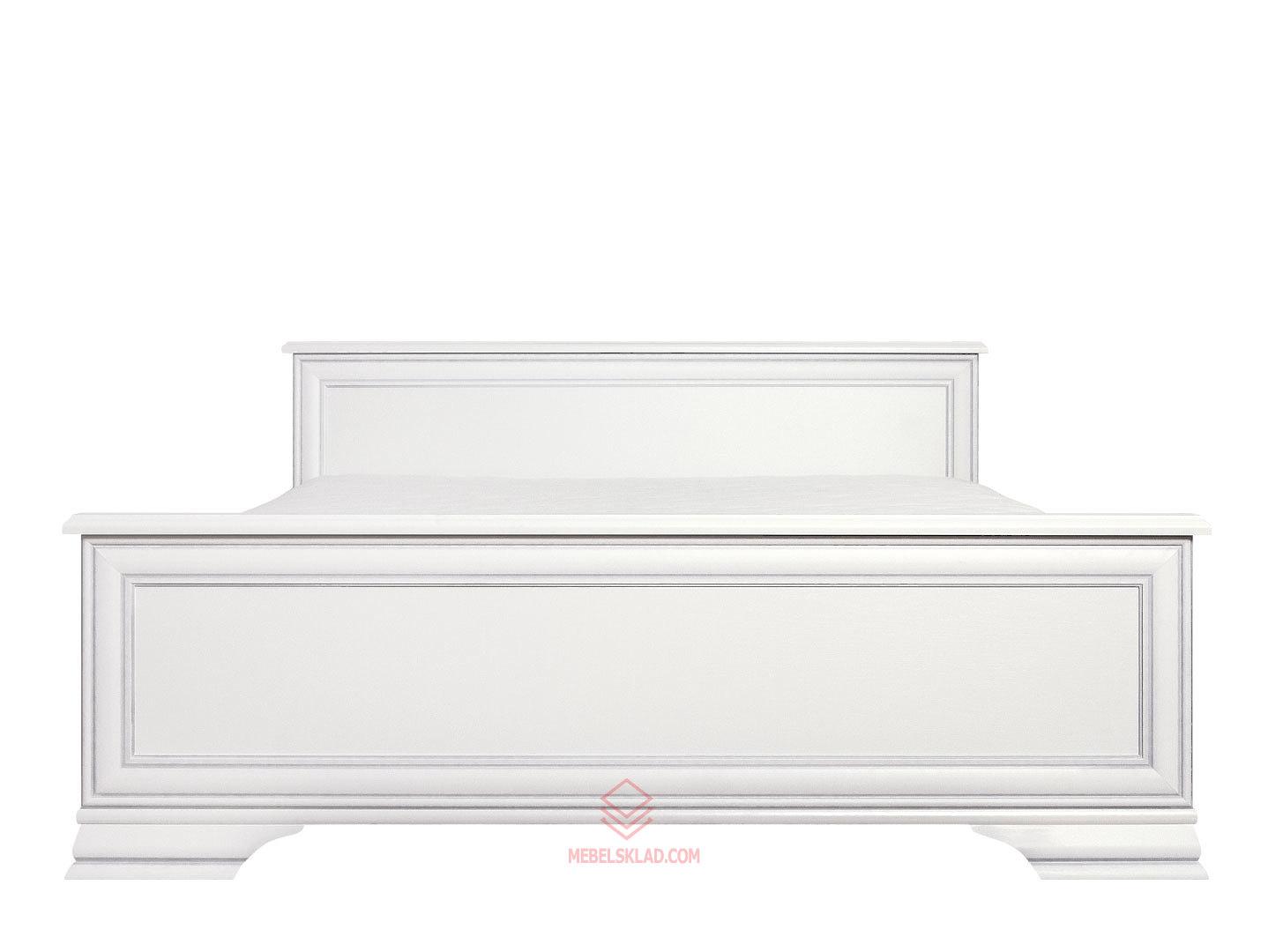 Кровать новая LOZ160х200 белый KENTAKI за 19480 ₽