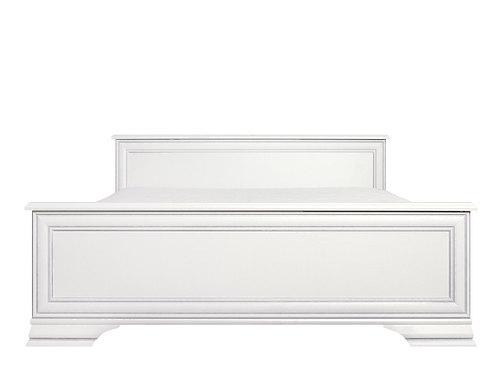 Кровать LOZ160х200 белый KENTAKI с основанием БРВ за 22590 ₽