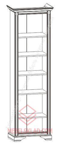 Стилиус NREG-1dl шкаф левый