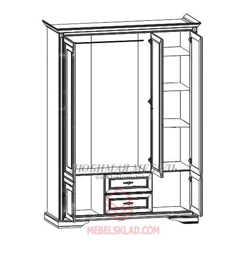 Стилиус NSZF-3d2s шкаф