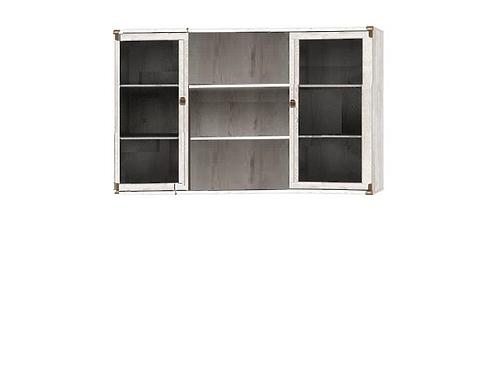 Шкаф настенный ИНДИАНА JNAD 2w за 10236 ₽