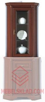 Стилиус NNAD-1wn шкаф верхний угловой за 8317 ₽
