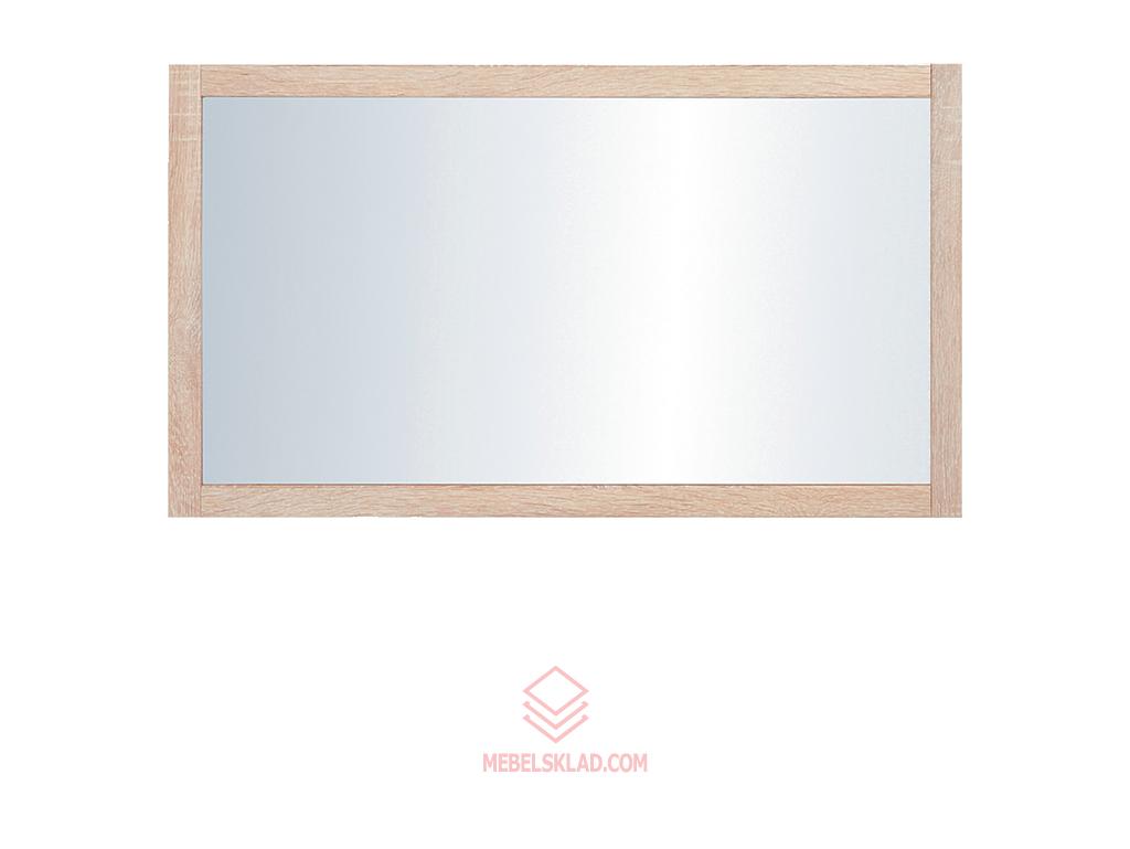 КАСПИАН Зеркало LUS/100 дуб сонома за 3283 ₽