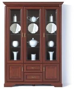 Стилиус NWIT-3d2s шкаф-витрина за 35550 ₽