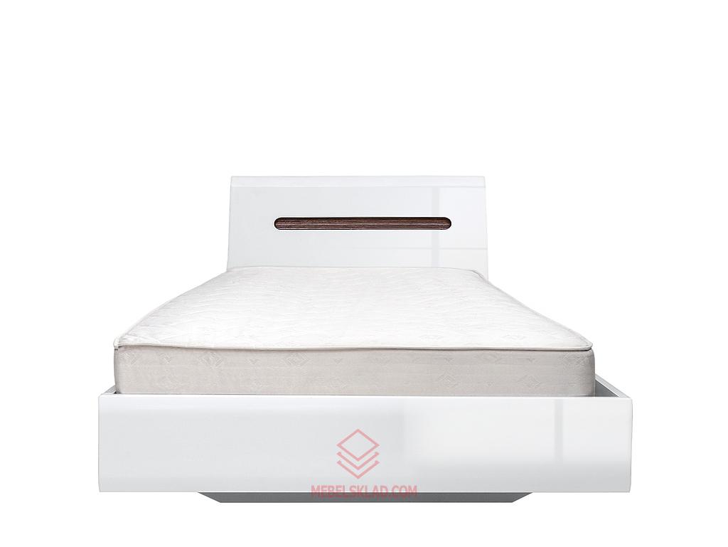 AZTECA Кровать LOZ90x200 белый за 15550 ₽