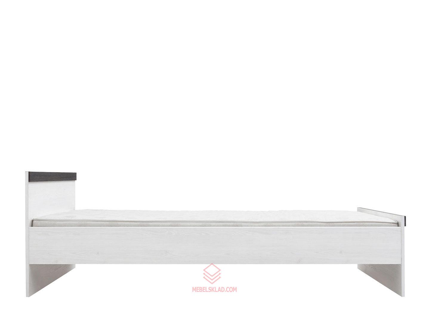 Кровать LOZ90x200 Porto металлическое основание за 11448 ₽