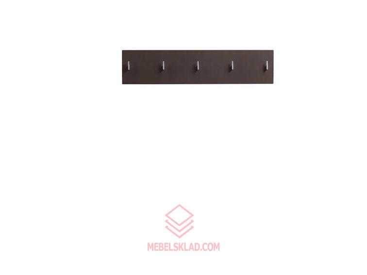 Вешалка PAN/2/11 II темно-коричневый блеск HOMELINE за 2313 ₽