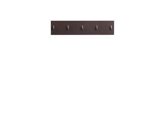 Вешалка PAN/2/11 II темно-коричневый блеск HOMELINE за 2 125 руб